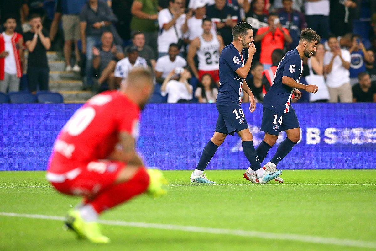 PSG pregazio Toulouse