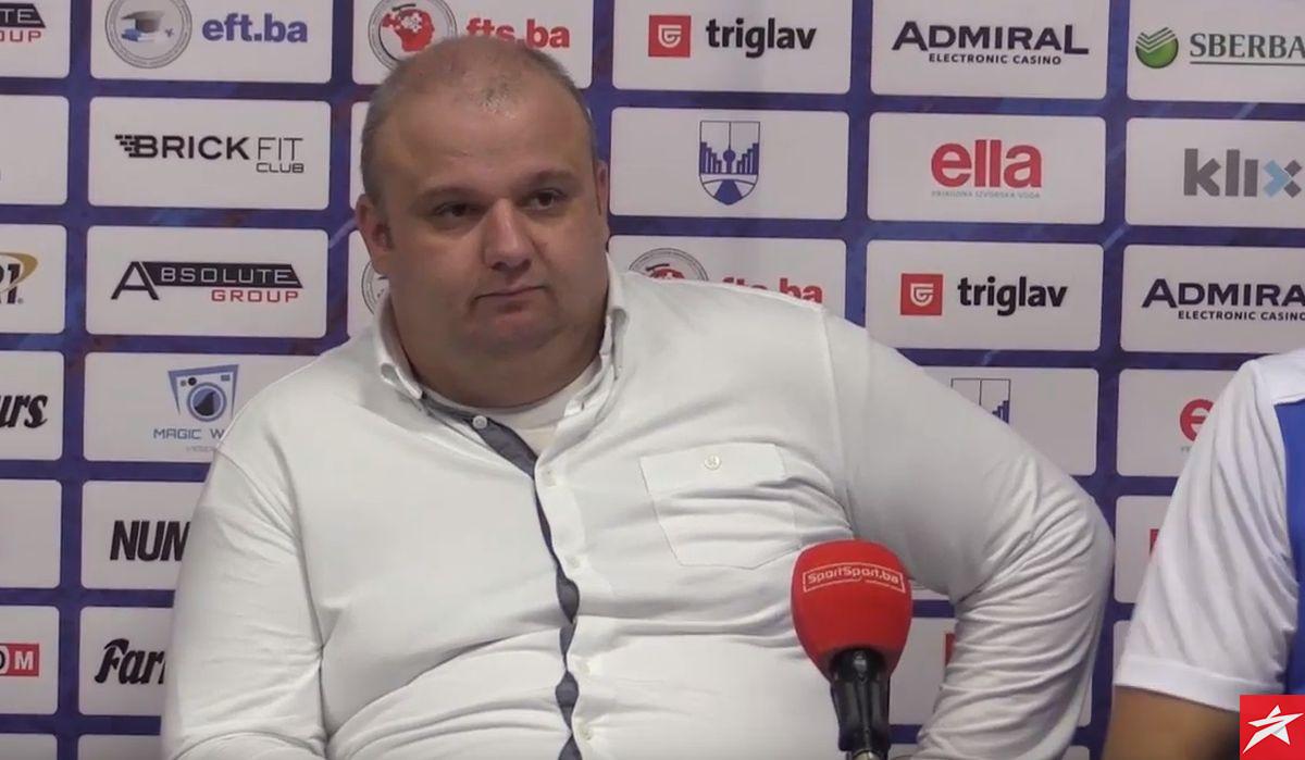 Selimović: Sigurno smo najmlađa ekipa lige, bez obzira što se neki drugi time hvale