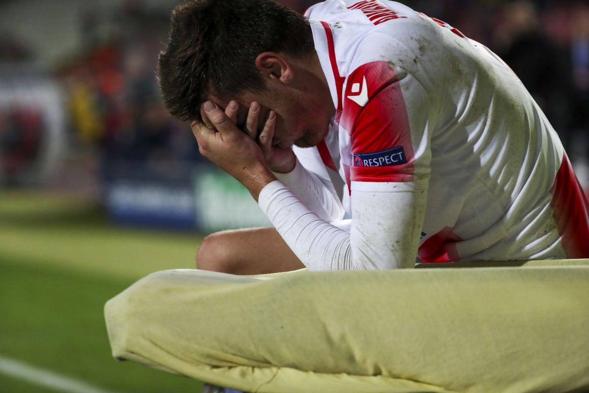 Igrači Crvene zvezde ne znaju šutirati penale