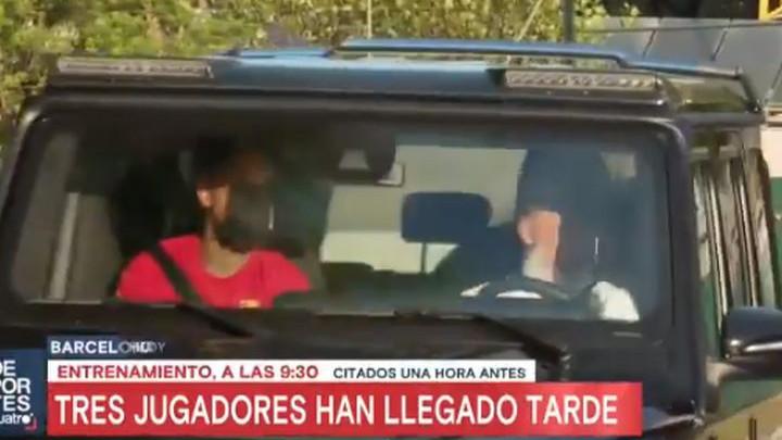 Koeman u problemima: Čak trojica igrača Barcelone jučer zakasnila na trening