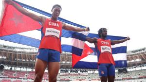 Kubanci u razmaku od tri sata osvojili četiri olimpijske medalje