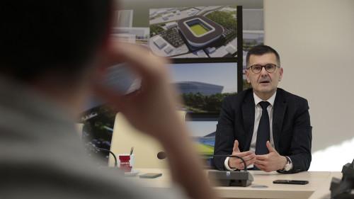 Džemidžić: Nismo otišli iz Zenice, igrat ćemo na Bilinom Polju