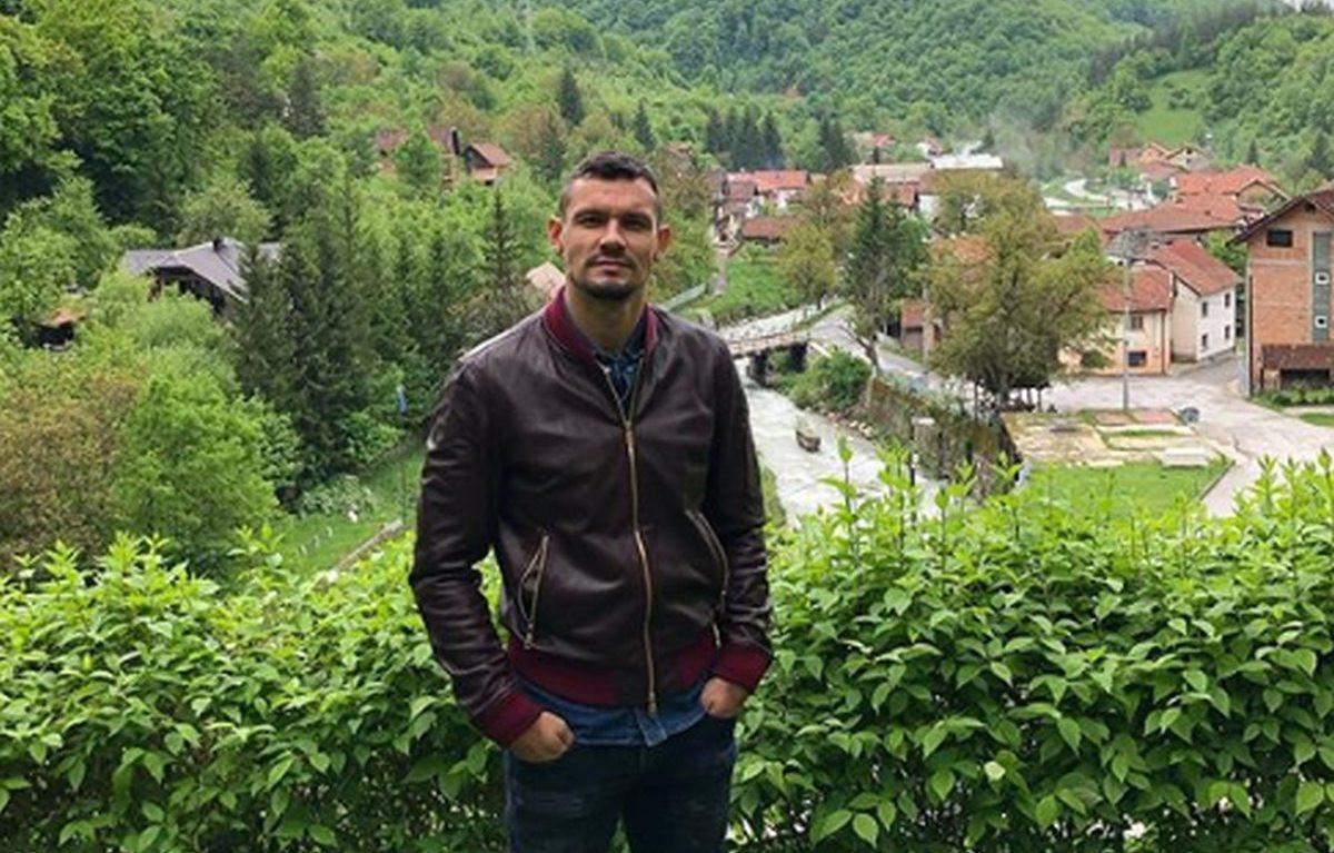 Dejan Lovren stigao u BiH