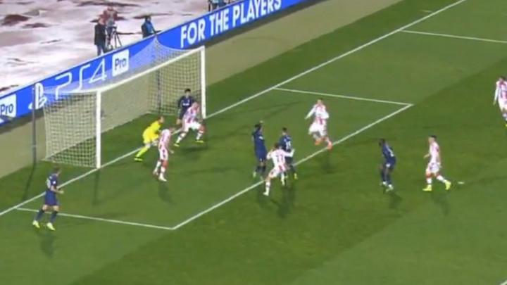 Marakana ne pamti čudniji gol: Tottenham poveo protiv Zvezde