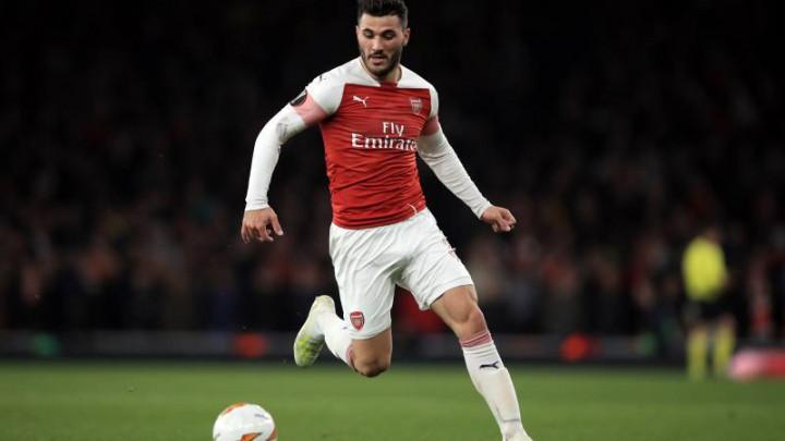 Veliki preokret Arsenala: Topnici postigli tri gola za devet minuta, Kolašinac asistirao kod prvog