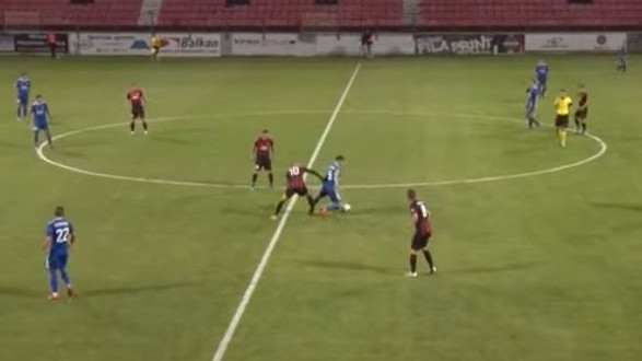 Bivši igrač Sarajeva udario laktom u lice protivnika, pa suspendovan do kraja sezone