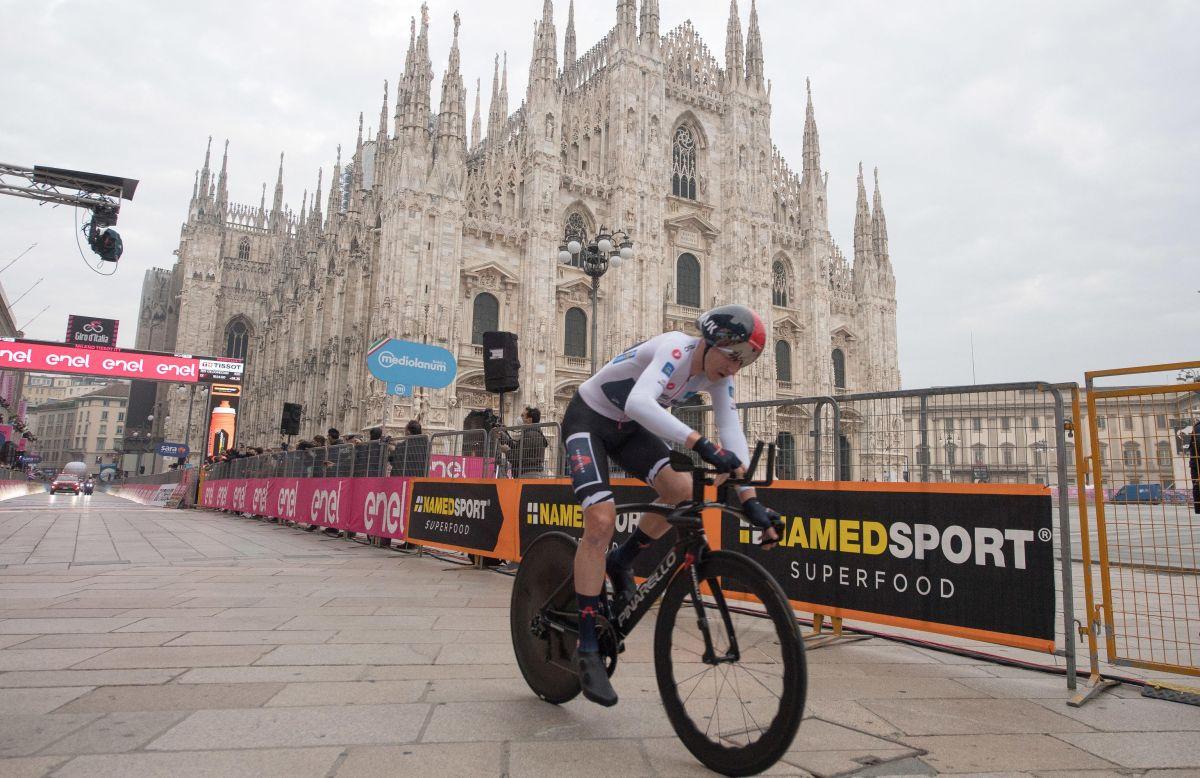 Giro d'Italia starta u Torinu