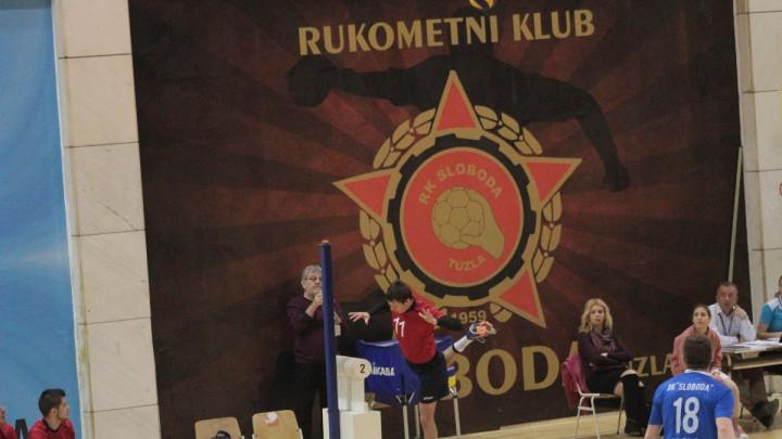 Odbojkaši Slobode bez većih problema savladali Bosnu iz Sarajeva