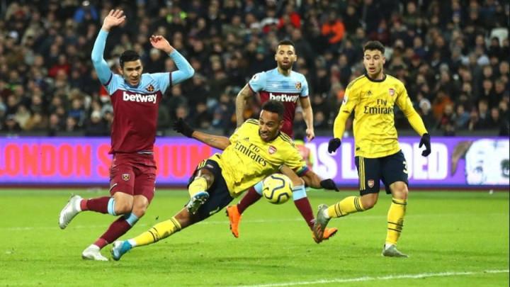 Arsenal se vratio u život: Topnici razbili West Ham u drugih 45 minuta