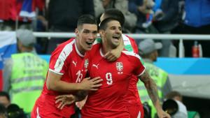 Mitrović nezaustavljiv, Srbija slavila u komšijskom derbiju