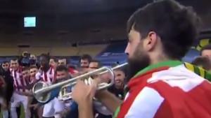 Prije nekoliko mjeseci svirao trubu i provocirao Barcelonu, a sinoć oduševio cijeli svijet