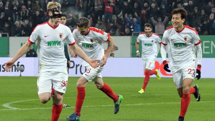 Augsburg u sudijskoj nadoknadi do pobjede protiv Werdera