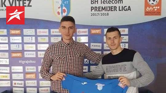 Damir Rovčanin novi član NK Vitez