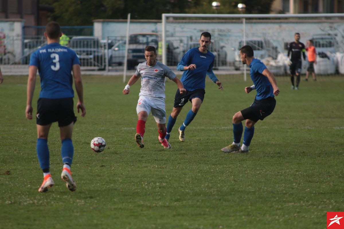 FK Radnik Hadžići savladao FK Velež i osvojio turnir u Hrasnici