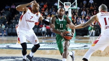 CSKA siguran protiv Unicsa, Darussafaka zaustavila Galatu