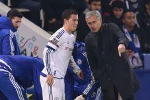 Hazard: Mourinhu sam u poruci sve napisao