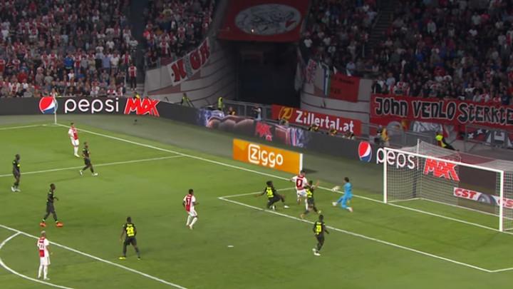 Neko se dobro potrudio: Svi golovi Ajaxa ove sezone na klipu od 25 minuta