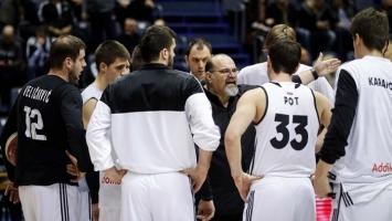 Partizan desetkovan protiv PAOK-a