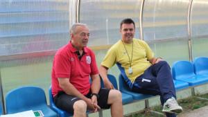 Lazarević: Radujemo se komšijskom derbiju s TOŠK-om