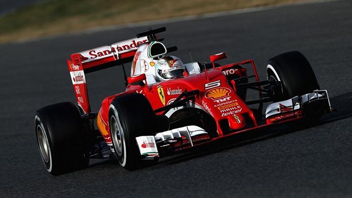 VN Rusije: Vettel najbrži u kvalifikacijama