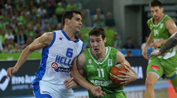 Goran Dragić igra na Svjetskom prvenstvu