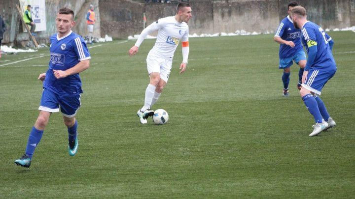 Sloga savladala ekipu Bosne Yverdon, Omerović postigao četiri gola
