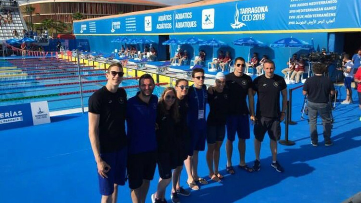 Bh. plivač Adi Mešetović osmi u finalu Mediteranskih igara