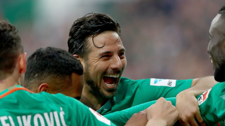 Pizarro u oktobru slavi 40. rođendan, a danas je potpisao ugovor s Werderom