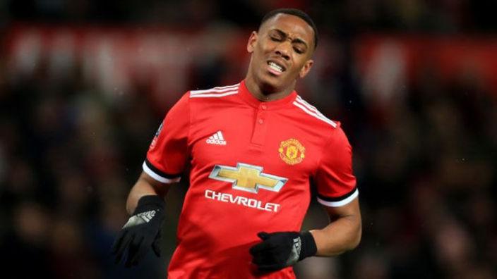 """Sada je svima jasno zbog čega Manchester United ne želi prodati Martiala iako """"grije klupu"""""""
