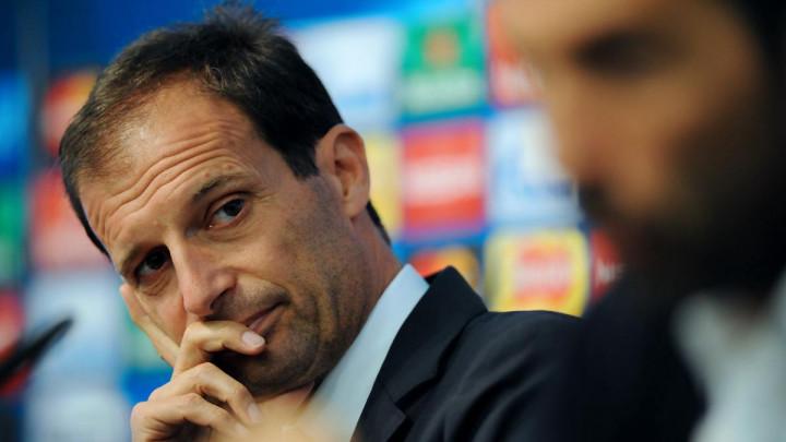 Allegrijeva sjajna ideja oduševila navijače Juventusa