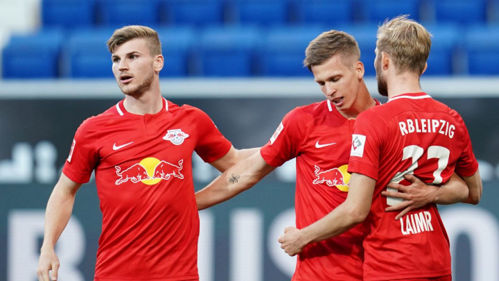Čudesni Olmo zabio dva gola za tri minute i donio Leipzigu veliku pobjedu