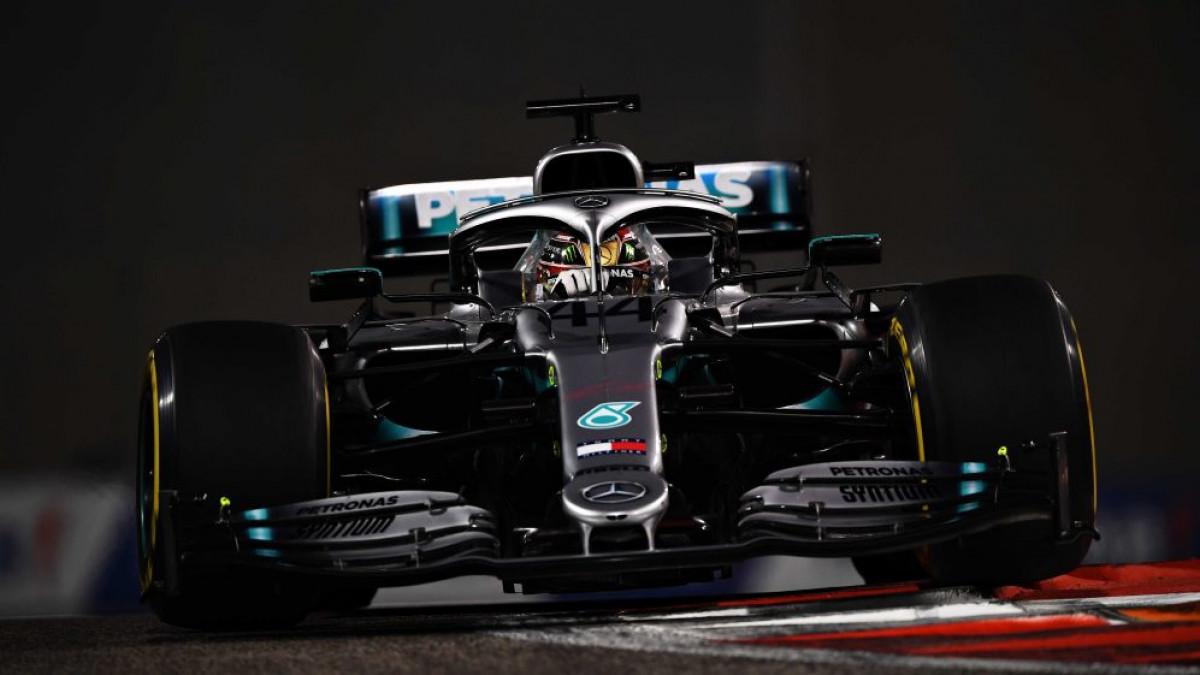 Lewis Hamilton slavio i u Abu Dhabiju