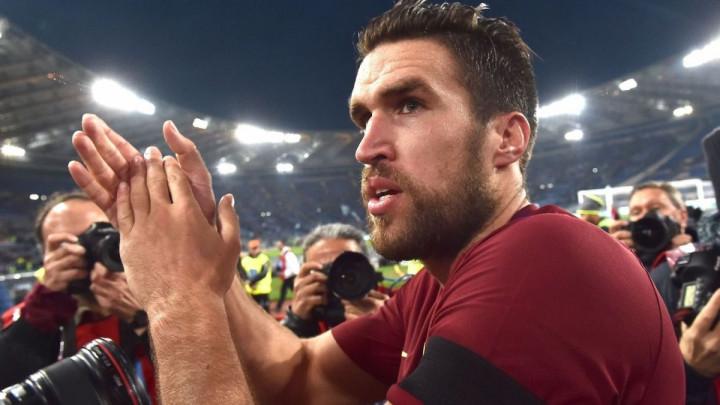 Strootman: Roma me prodala