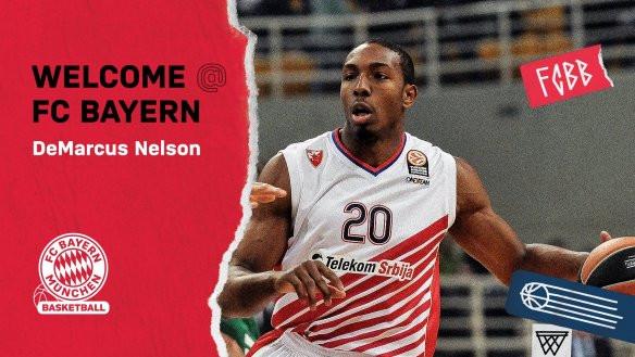 Demarcus Nelson napustio Bayern