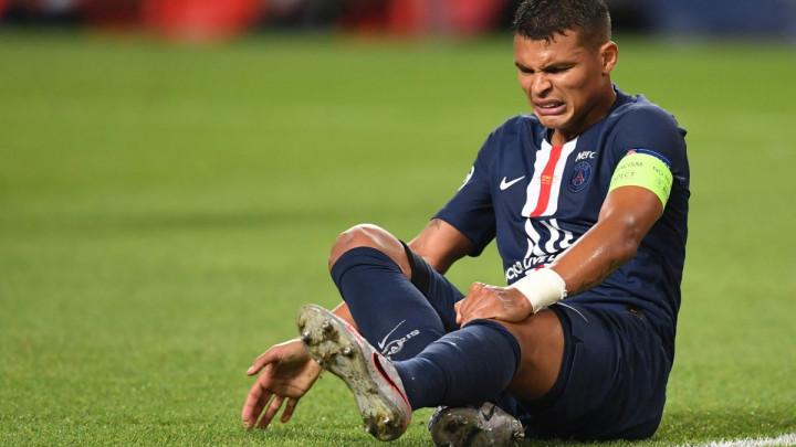 Premiership naredna stanica: Thiago Silva se sinoć oprostio od PSG-a, jutros odabrao novi klub