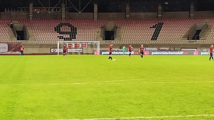 Tuzla City ponovo vodi: Ubiparip tek ušao u igru i odmah zabio gol