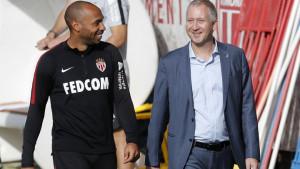 Thierry Henry odabrao početni sastav po prvi put u trenerskoj karijeri