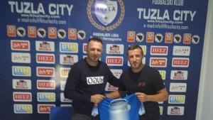 Said Husejinović potpisao za FK Tuzla City