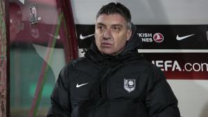 Vinko Marinović: Loše prvo poluvrijeme, ali bez gola ne ide...