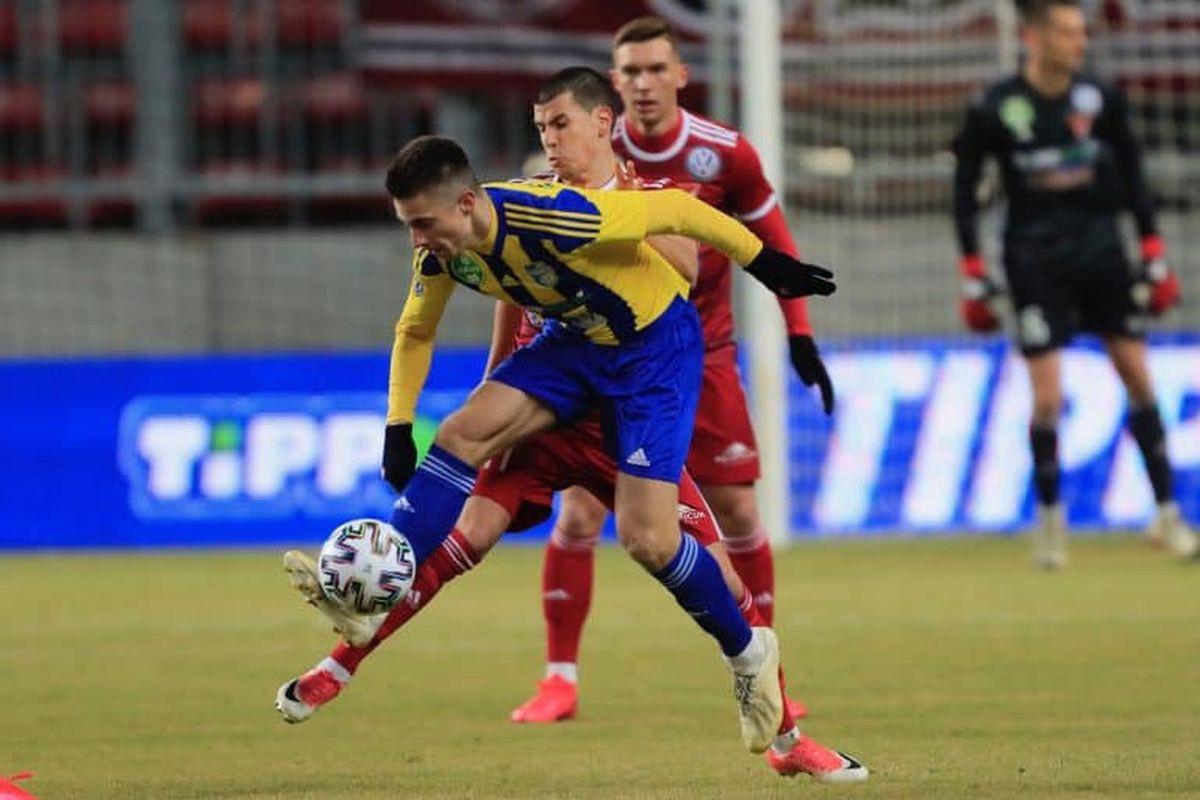 Beširovićeva majstorija protiv PAKS-a: Gol u stilu Bake vrijedan gostujućeg boda