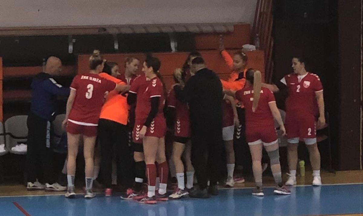 Naida Škaljić i Lejla Hodžić predvodile Ilidžu do trijumfa protiv Turbine