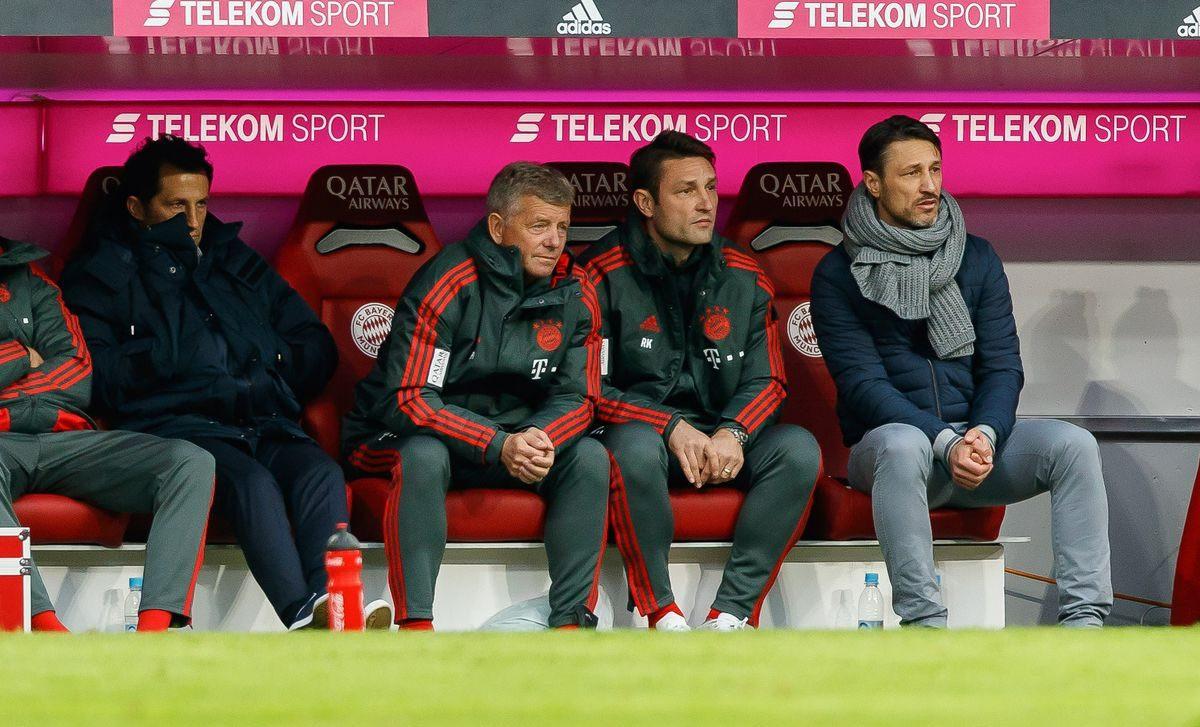 Salihamidžić i Kovač u problemima: U Bayernu ostalo samo 17 igrača