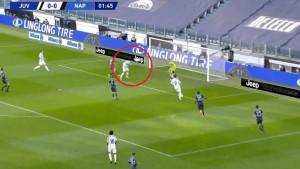 Ronaldo se prvo obrukao protiv Napolija, a onda ušutkao svoje kritičare