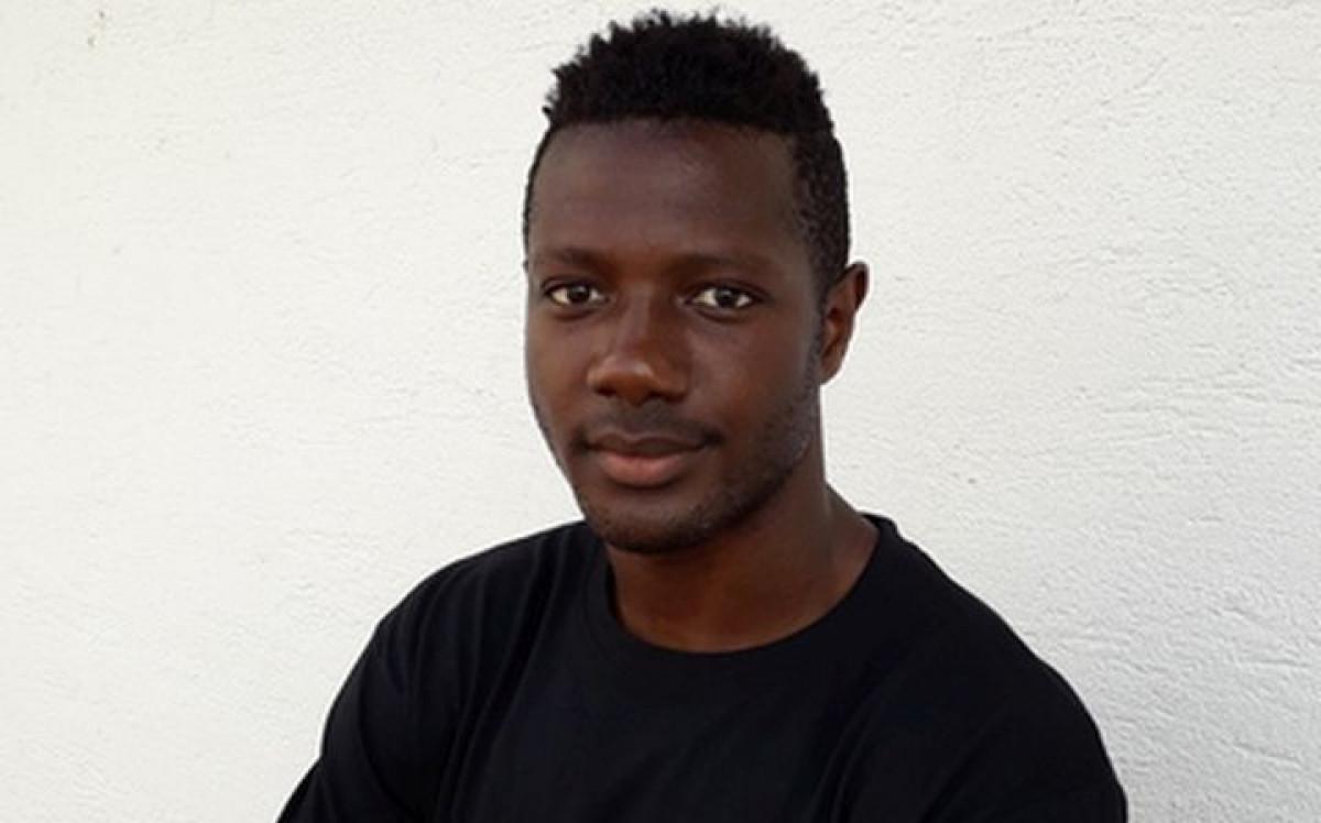 Kamerunski veznjak na probi u Borcu