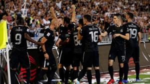 Petarda u Torinu, Partizan i Rijeka pred prolazom, Kerla pogodio protiv Maccabija