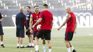 Kolašinac se vratio u ekipu, Pepe ponovo na klupi