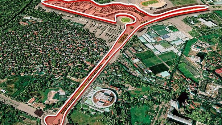 Fantastična staza u Vijetnamu od 2020. godine u Formuli 1