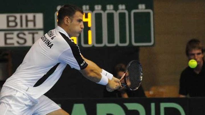 Šetkić u polufinalu ITF turnira u Šarm el Šeiku