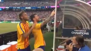 Sjećate li se kada je Messi pokazivao Neymaru s kojeg planeta dolazi?