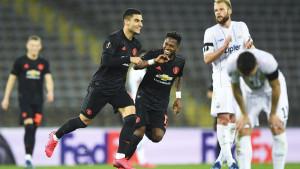 Fudbaleri Manchester Uniteda i Basela dominiraju u timu sedmice Evropa lige